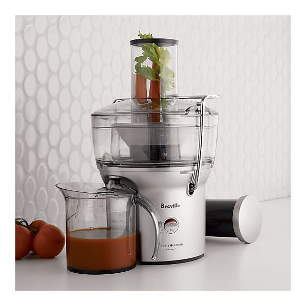 Breville Juicer (whole fruit) | in