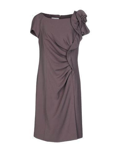 #Cailan'd vestito al ginocchio donna Nocciola  ad Euro 239.00 in #Cailand #Donna vestiti vestiti