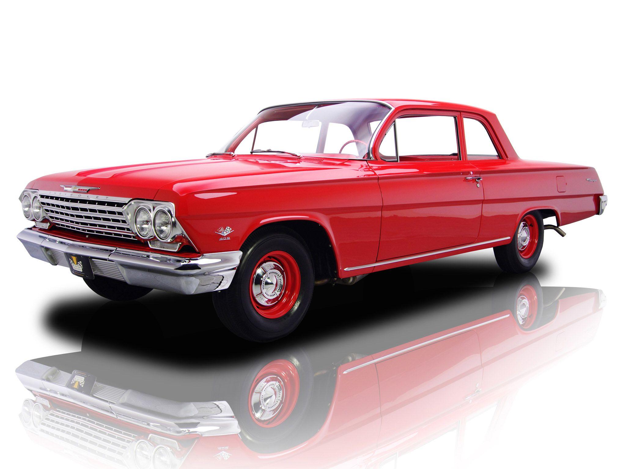 1962 chevrolet biscayne 2 door sedan