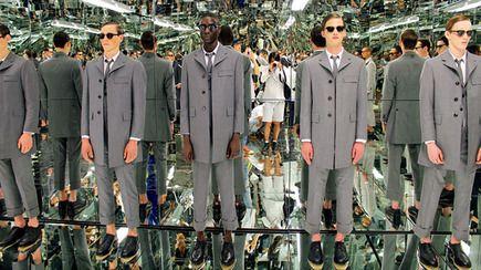 ニューヨークではメンズのみのファッションウィークがあります