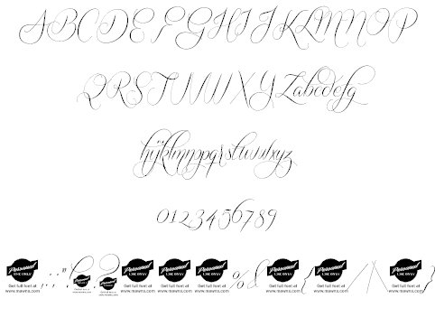 Image for Quickier Demo font