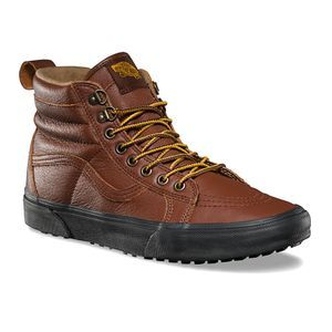 f8d3d201c5 Vans Ua Sk8-hi Mte Shoes - Cappuccino Black