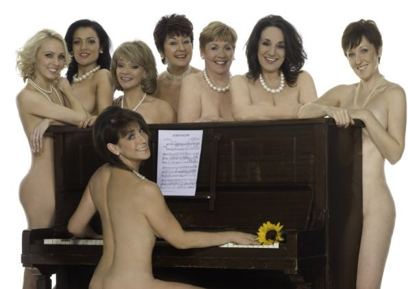 Tits sports mature calendar girls nudes