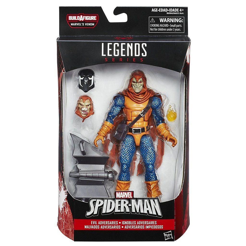 "US SHIP Marvel Legends Infinite Series Scarlet Spiderman 6/"" Loose Action Figure"