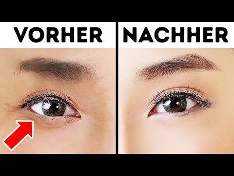 Die 1 Minuten Technik aus Japan, für jünger aussehende Augen