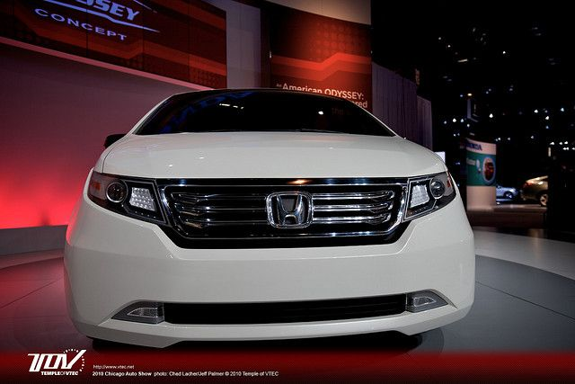 Scottrobinsonhonda Check Out The Honda Odyssey Concept That