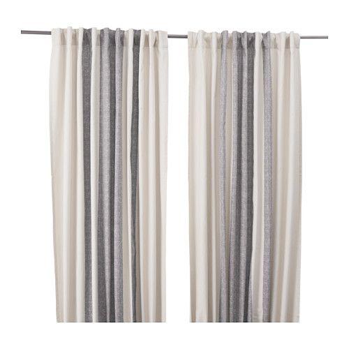IKEA KEJSARKRONA Curtains, 1 Pair