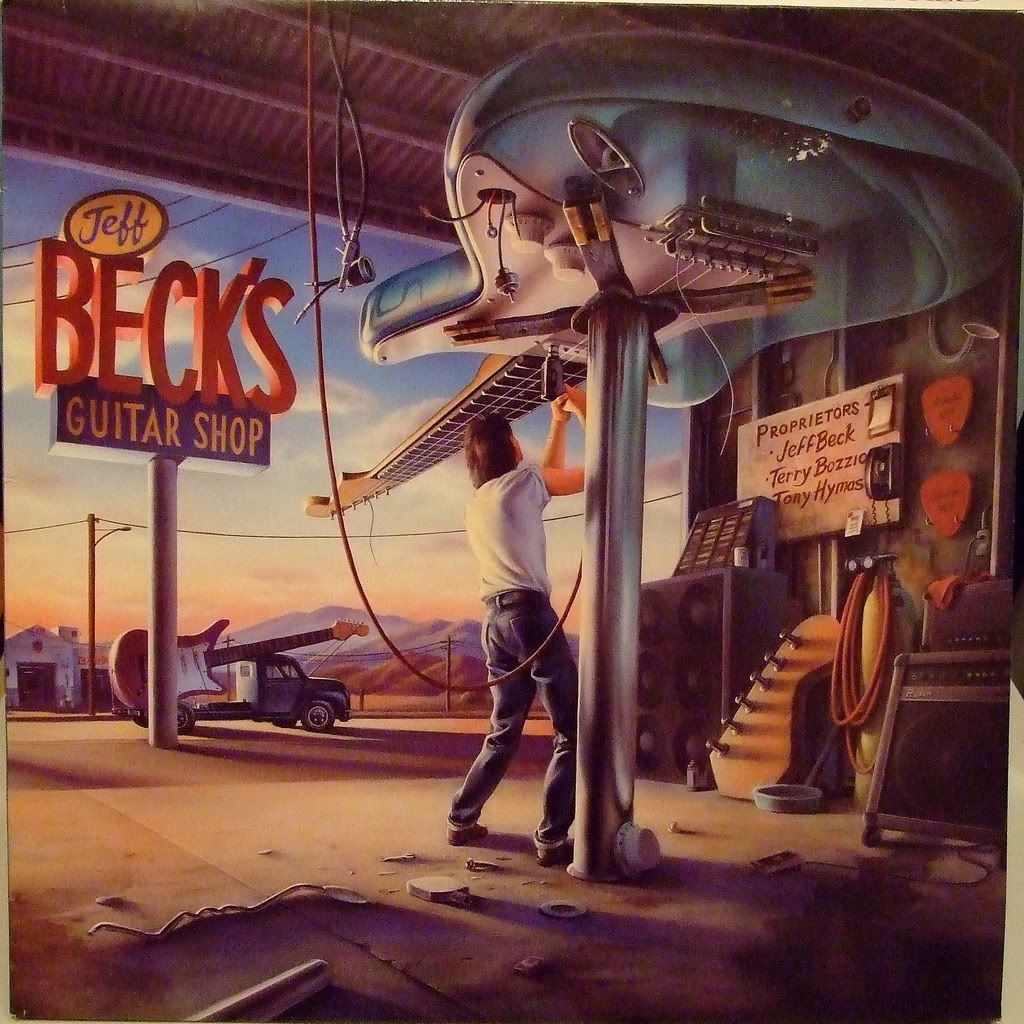 Jeff Beck His Guitars Related Stuff Advert For The Mlp Jeff Beck Social Jeff Beck Guitar Shop Terry Bozzio