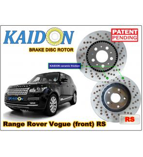 Land Rover Range Rover Vogue Disc Rotor Kaidon Front Type Rs Spec Land Rover Range Rover Disc