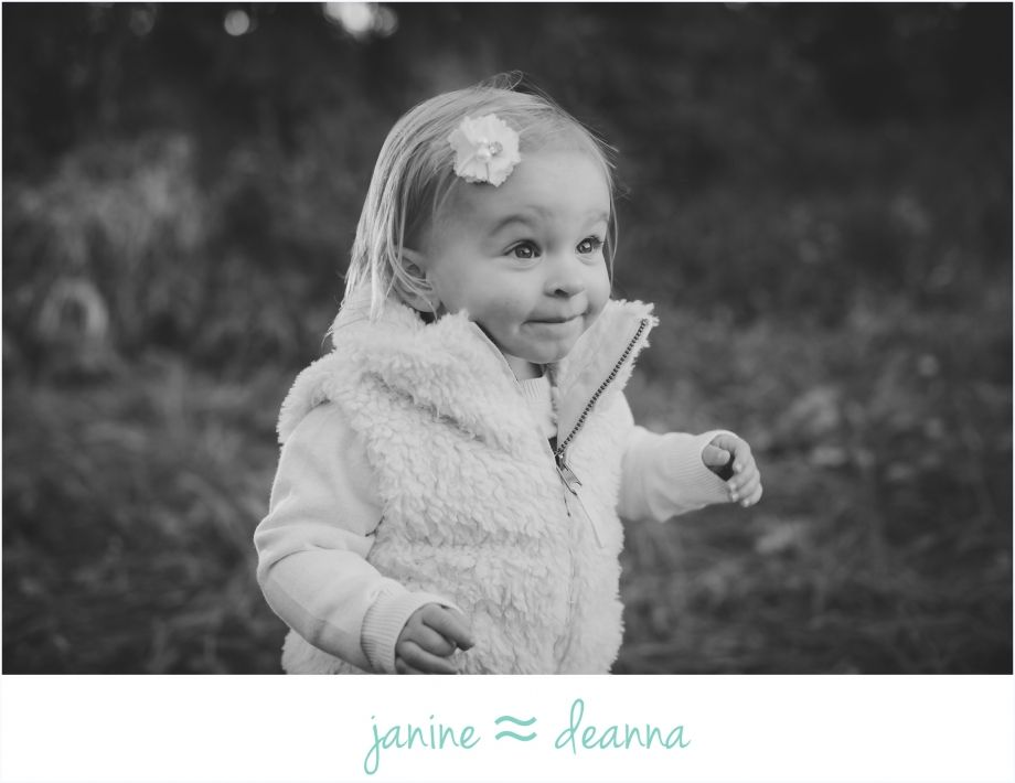 My #sweetmarie rockin faux fur and #babywisp hair accessories  the grahams' // lifestyle session // wedding flash back » Janine Deanna ~ BLOG