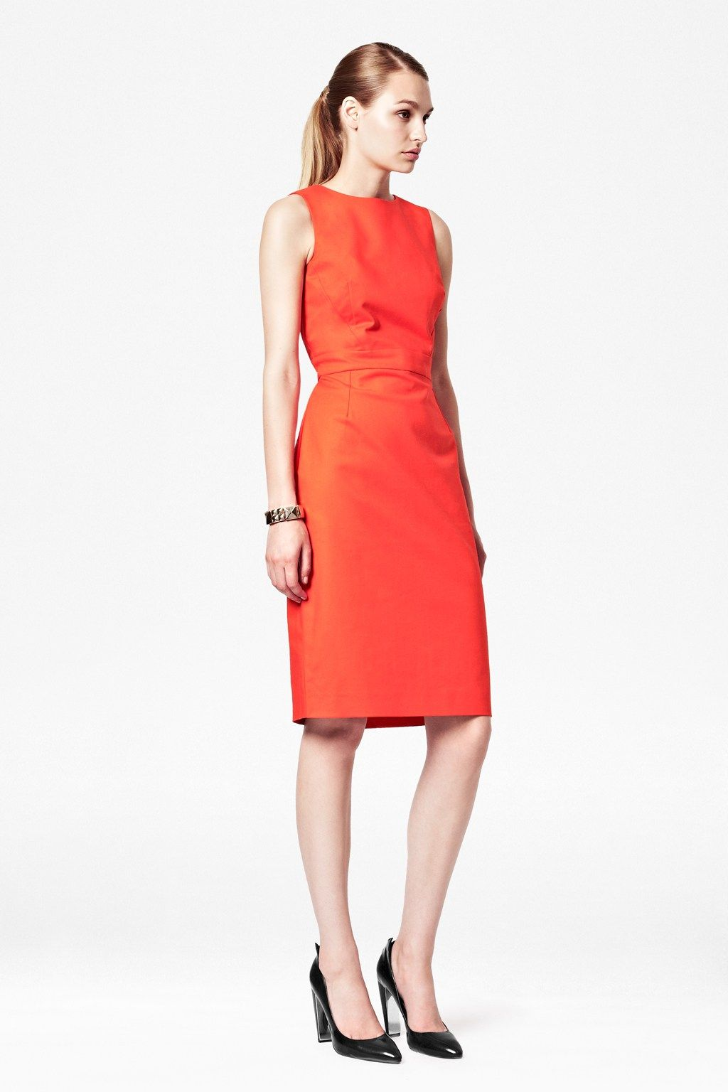Tex Viva Fitted Dress - French Connection