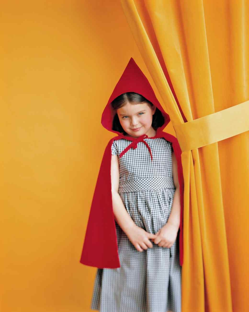 Little Red Riding Hood Costume   Red riding hood costume, Costumes ...
