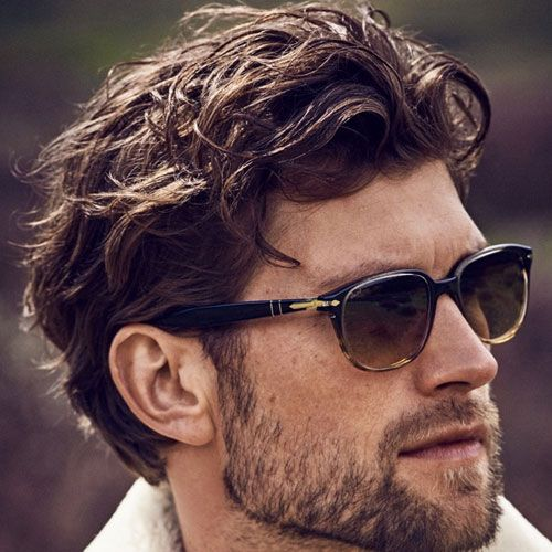 35 Best Men S Textured Haircuts 2020 Guide Wavy Hair Men Wavy Hairstyles Medium Long Wavy Haircuts