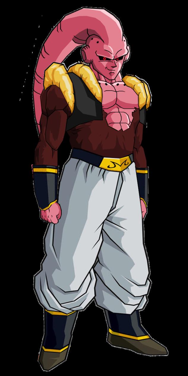 Majin Buu Gogeta Ssj4 Abs Dragon Ball Super Art Dragon Ball Art Dragon Ball Super Manga