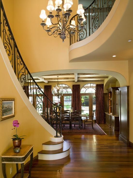 mediterranean staircase design pictures remodel decor on extraordinary mediterranean architecture style inspiration id=84973