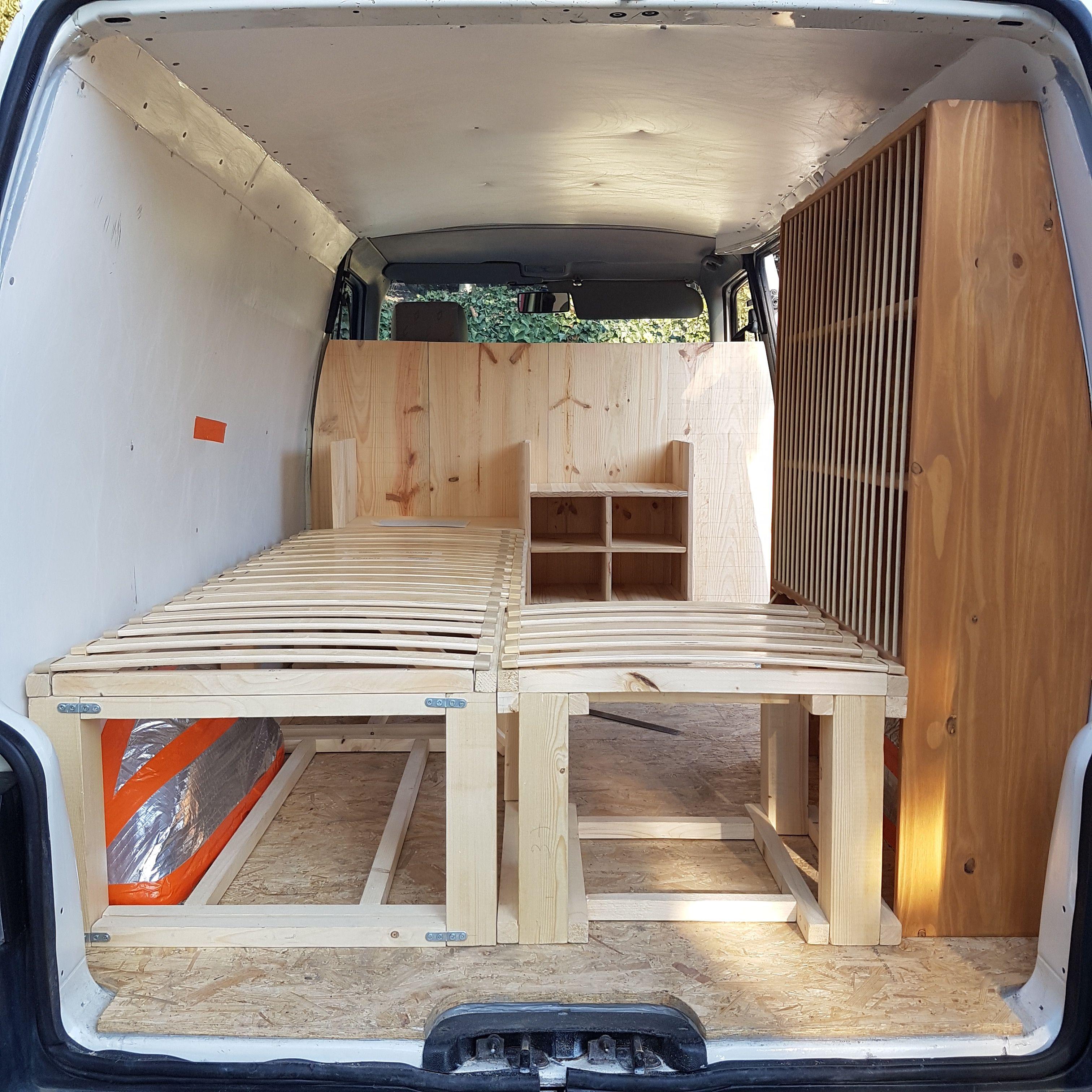 Instagram Radiusand Ulna Blog Www Radius Ulna Com Essentials Furnitures For A Diy Camper Amenagement Camionette Fourgon Amenage Camping Car Van Amenage