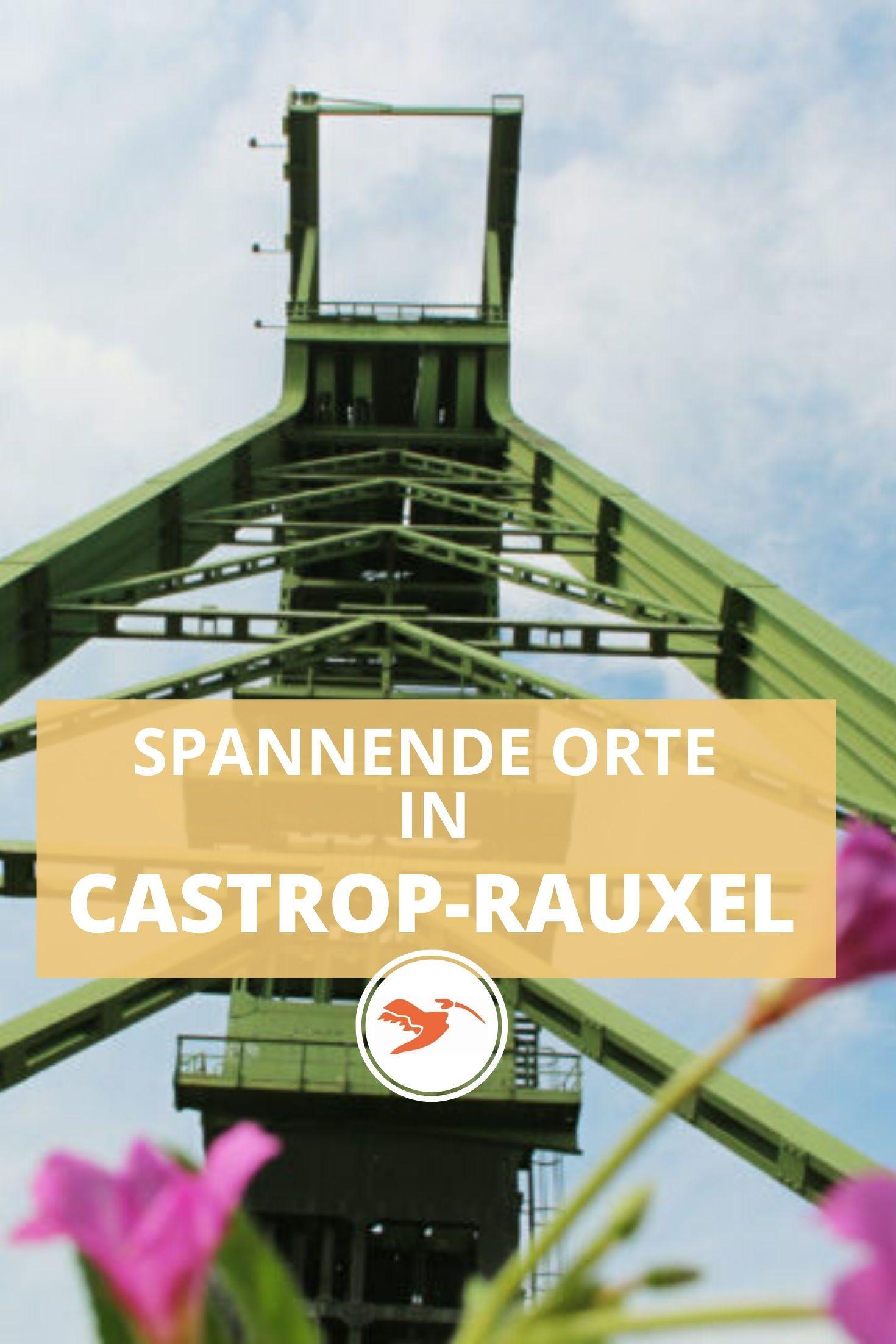 6 Spannende Platze In Castrop Rauxel Die Einen Besuch Wert Sind Ruhrgebiet Ausflug Urlaub In Deutschland