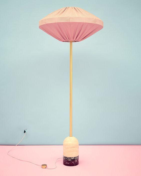 "Lampe ""The Happy Room"" via Goodmoods"