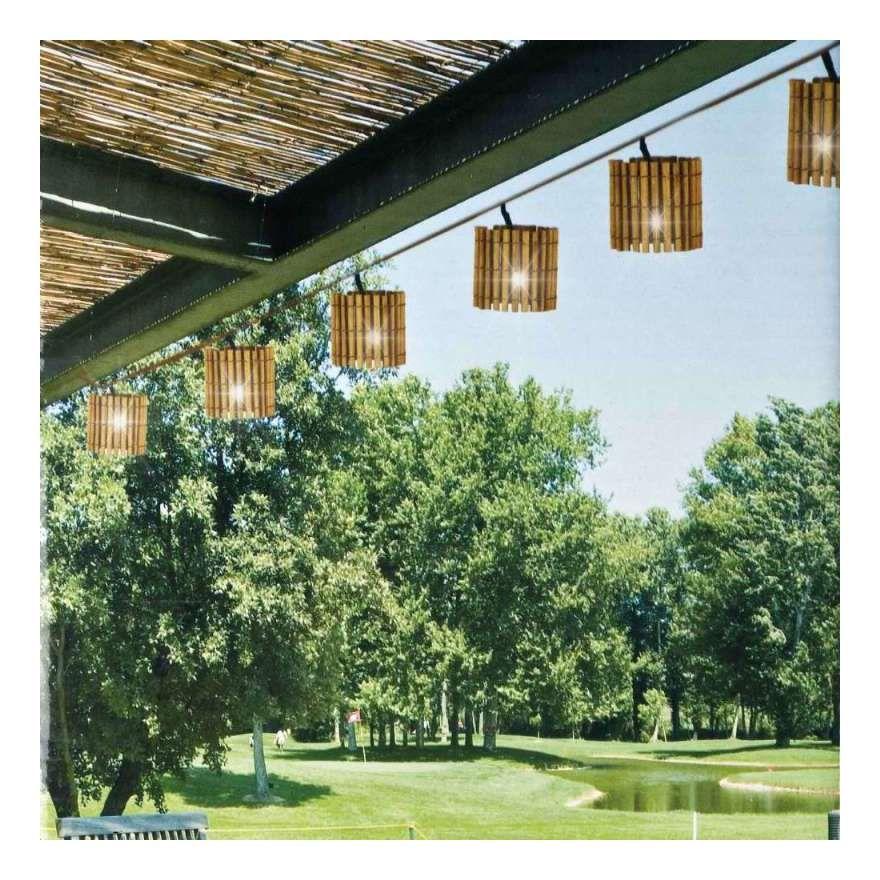 Lampe Solaire Guirlande Solaire Lampes Solaires Et Eclairage