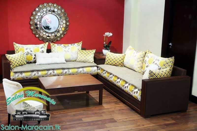 salon marocain prestigieux d\'une qualité supérieur,décor simple ...