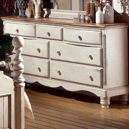 Best Wilshire Dresser Dresser Furniture Furniture White Dresser 400 x 300