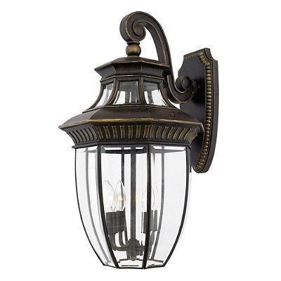 Camden Wall Lantern - Medium - Frontgate