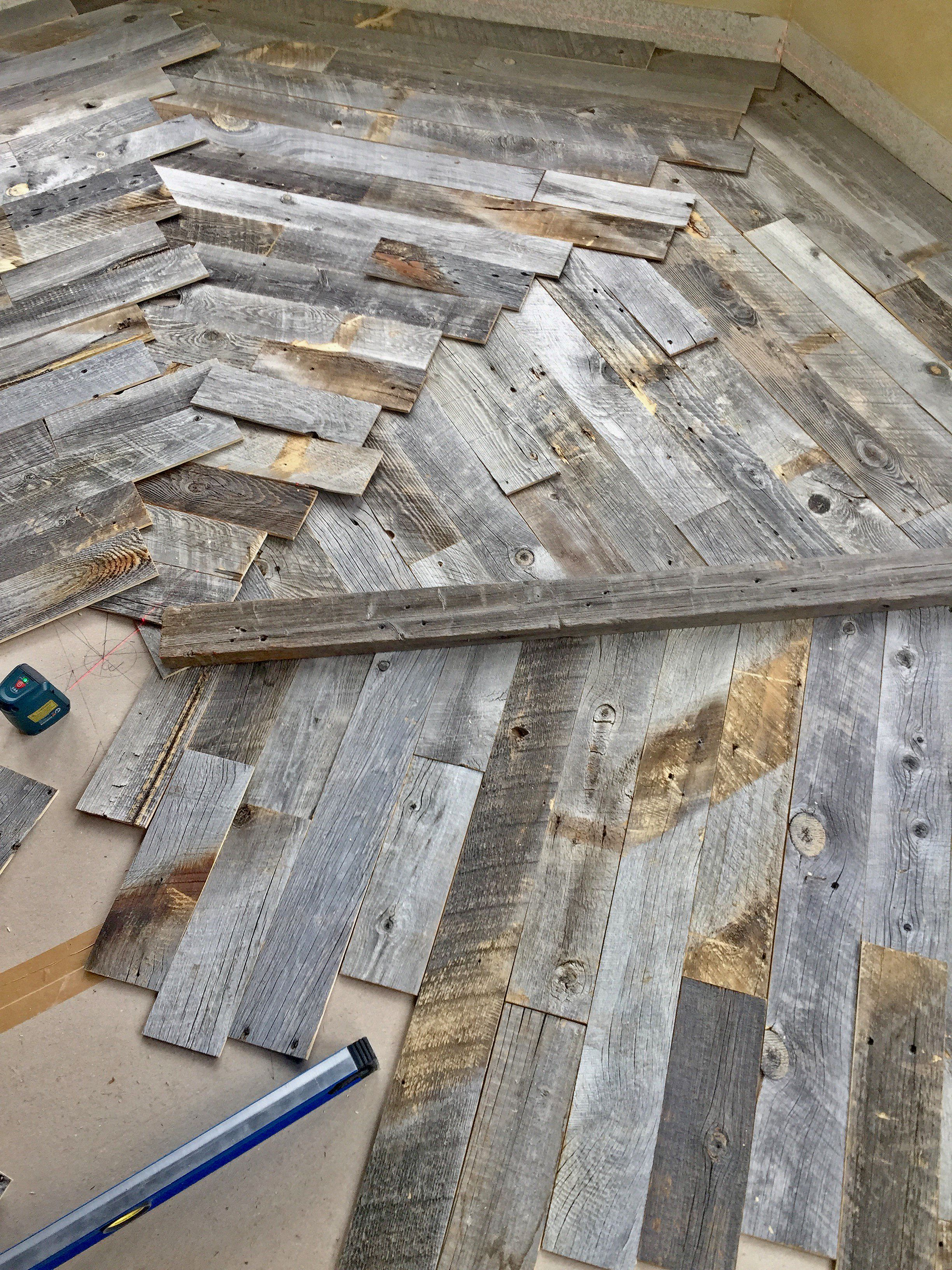 Design with real wood Reborn is authentically
