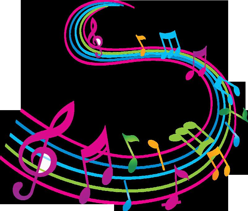 Imagenes De Notas Musicales Imagenes De Notas Musicales Notas Musicales Dibujos Notas Musicales De Colores