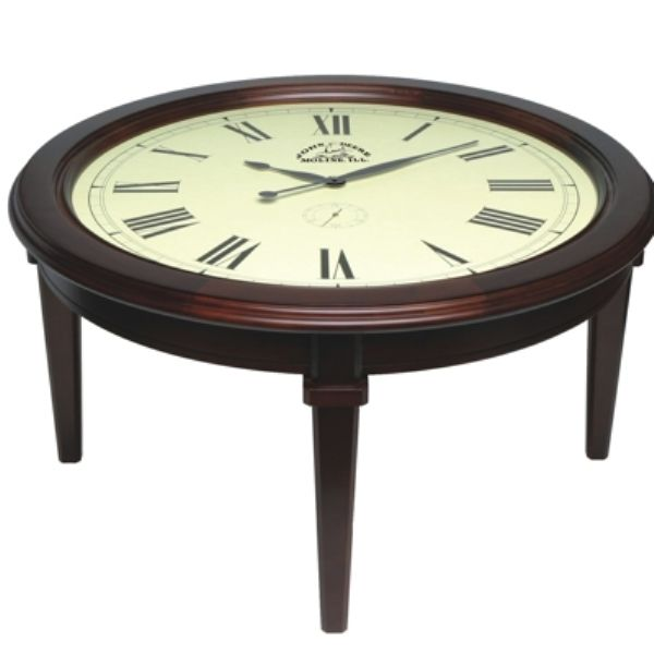 Great Clock Coffee Table Collection
