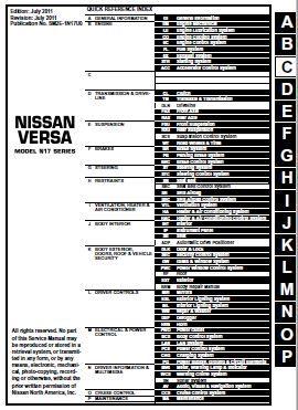 nissan versa sedan 2012 service repair manual almera pinterest rh pinterest com 2012 nissan versa owners manual 2012 nissan versa owners manual