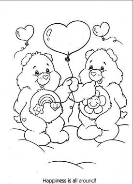 Ositos Carinositos Para Pintar Bonitos Bear Coloring Pages Love Coloring Pages Cartoon Coloring Pages