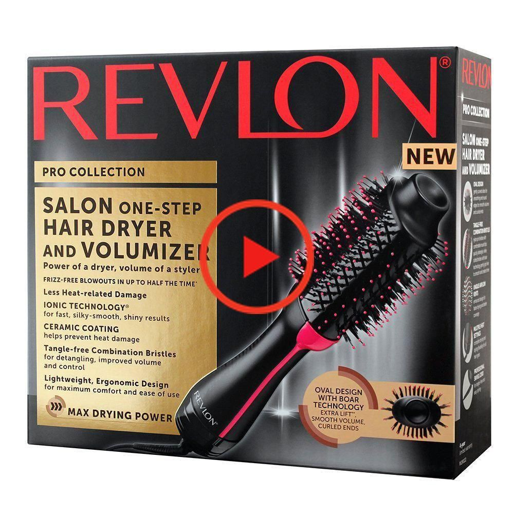 Revlon Salon OneStep Hair Dryer and Volumizer Walmart
