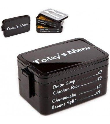 La Lunch Box la plus fun au monde, sur place ou a emporter ? #food