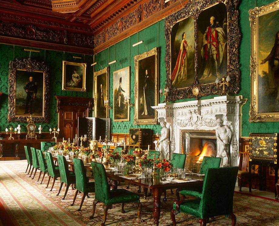 Httpgentlemansprospecttumblrpost101238208652Alnwick Endearing Castle Dining Room Review