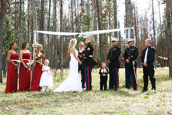 Marine Wedding Party Photos Lejeune Planner Military Corps