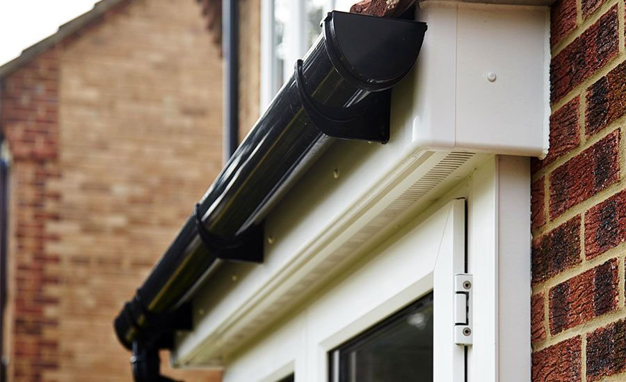 Bargeboards New Build And Replacement Upvc Bargeboards Gutters Upvc New Builds