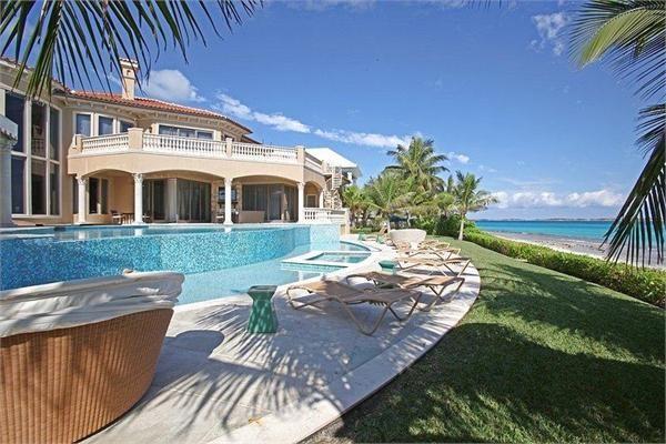 CASA DELEON | Nassau, Bahamas | Luxury Portfolio
