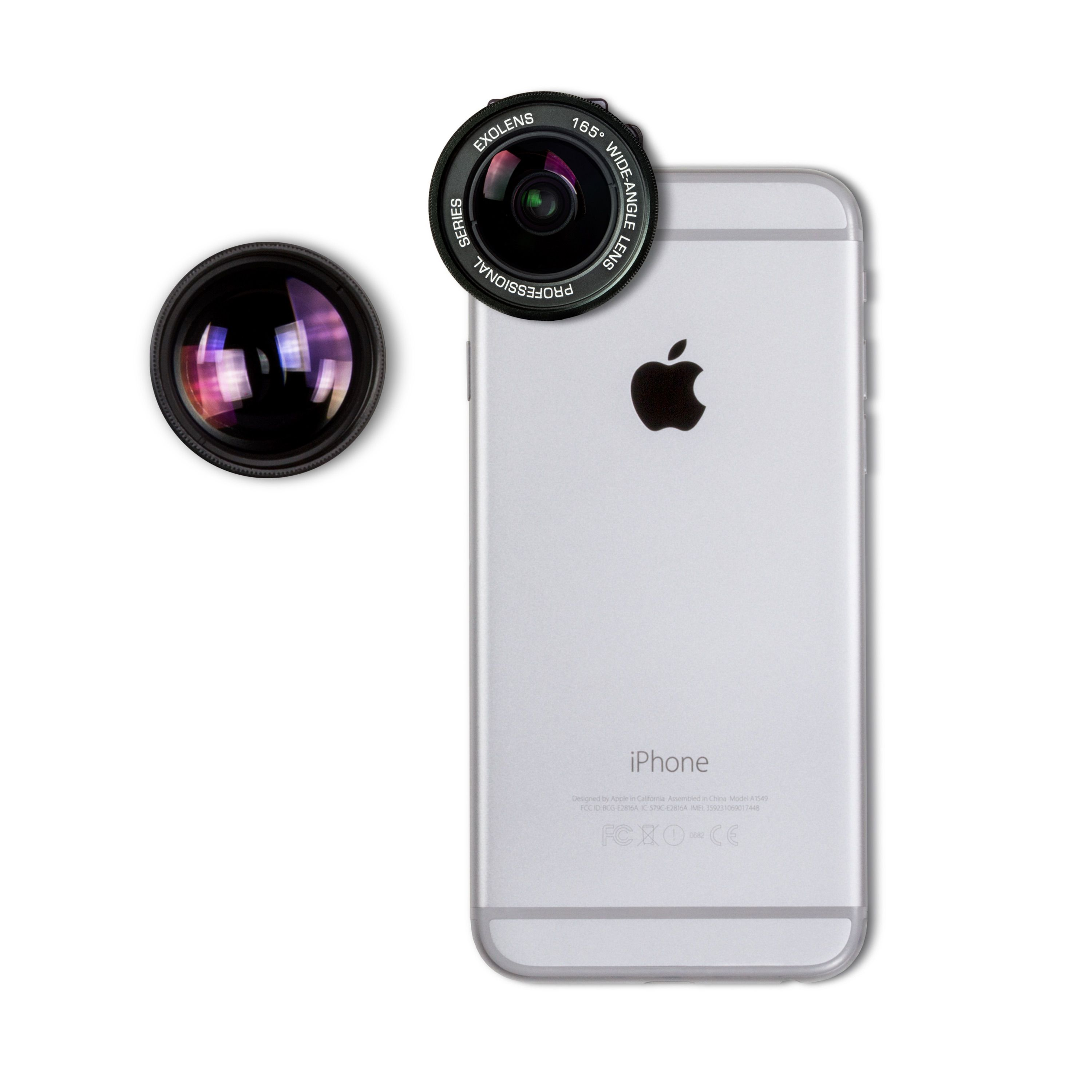 ExoLens Edge for iPhone and iPad ExoLens Technology