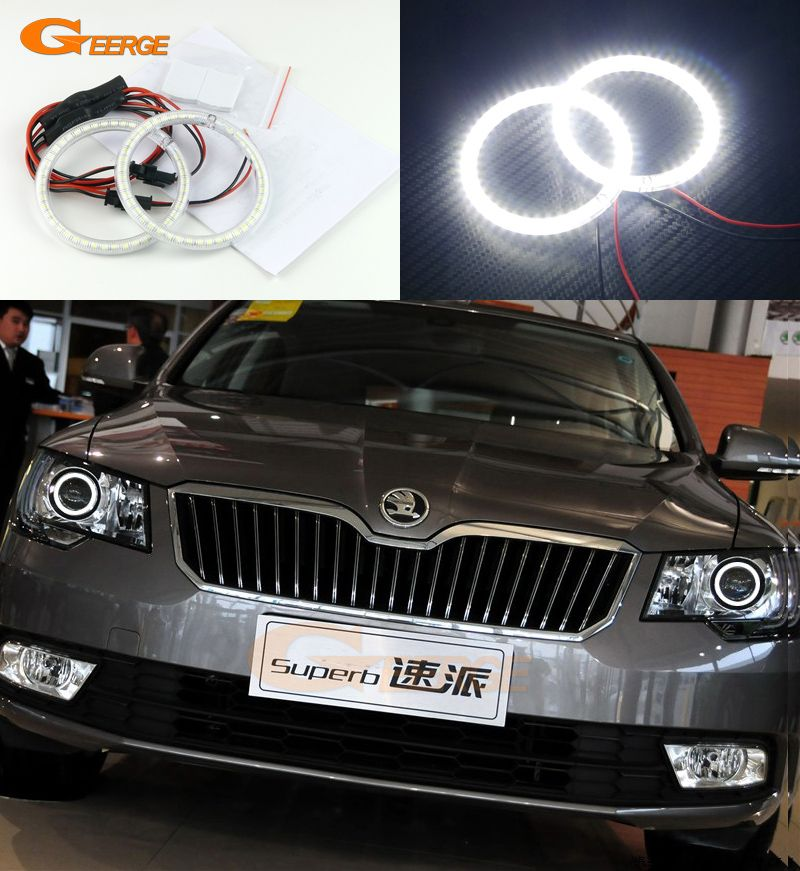Find More Car Light Assembly Information About For Skoda Superb 2