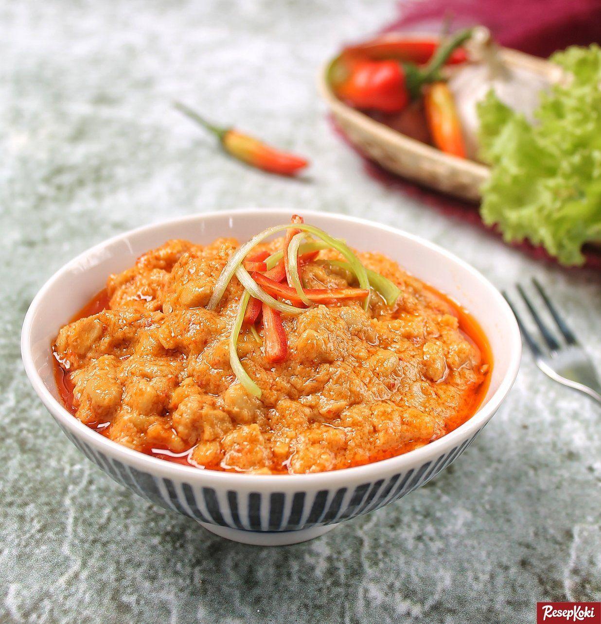 Sambal Tumpang Pedas Dan Lezat Resep Resepkoki Resep Makanan Resep Masakan Resep Makanan