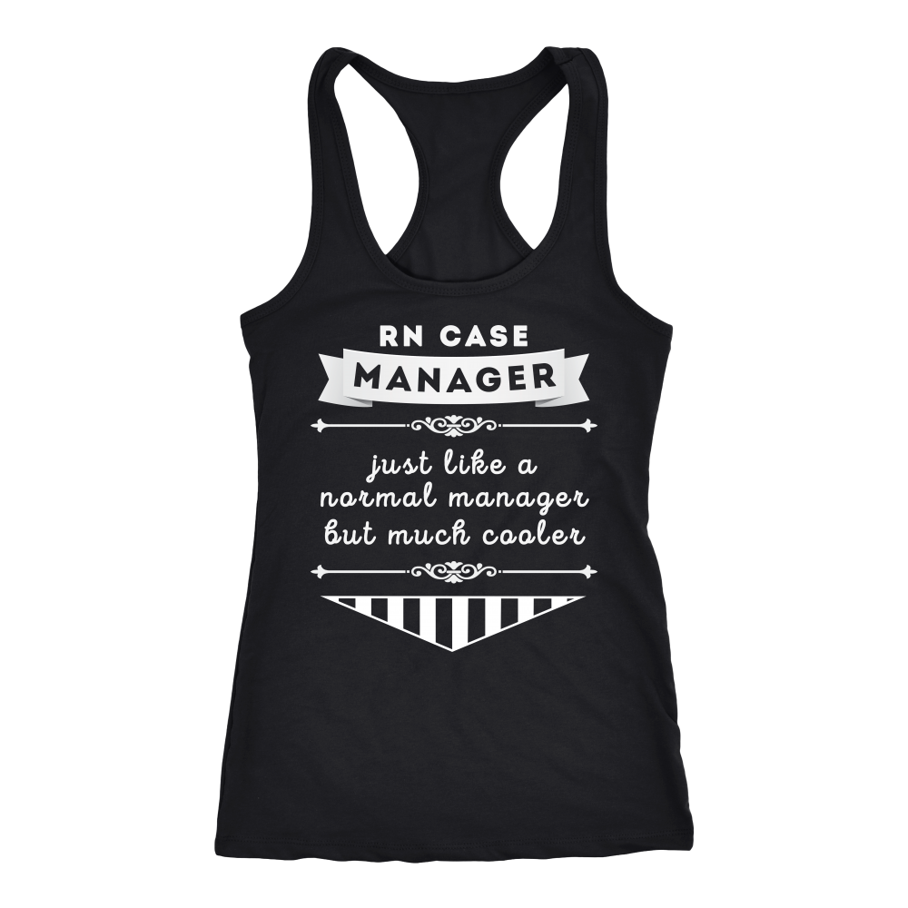 Rn Case Manager T Shirt Hoodie And Tank Top Rn Case Manager Funny