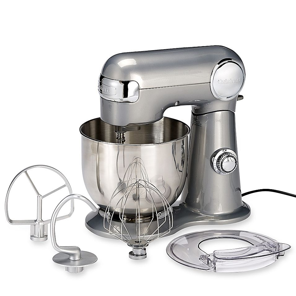Cuisinart 55 qt stand mixer in brushed chrome in 2020