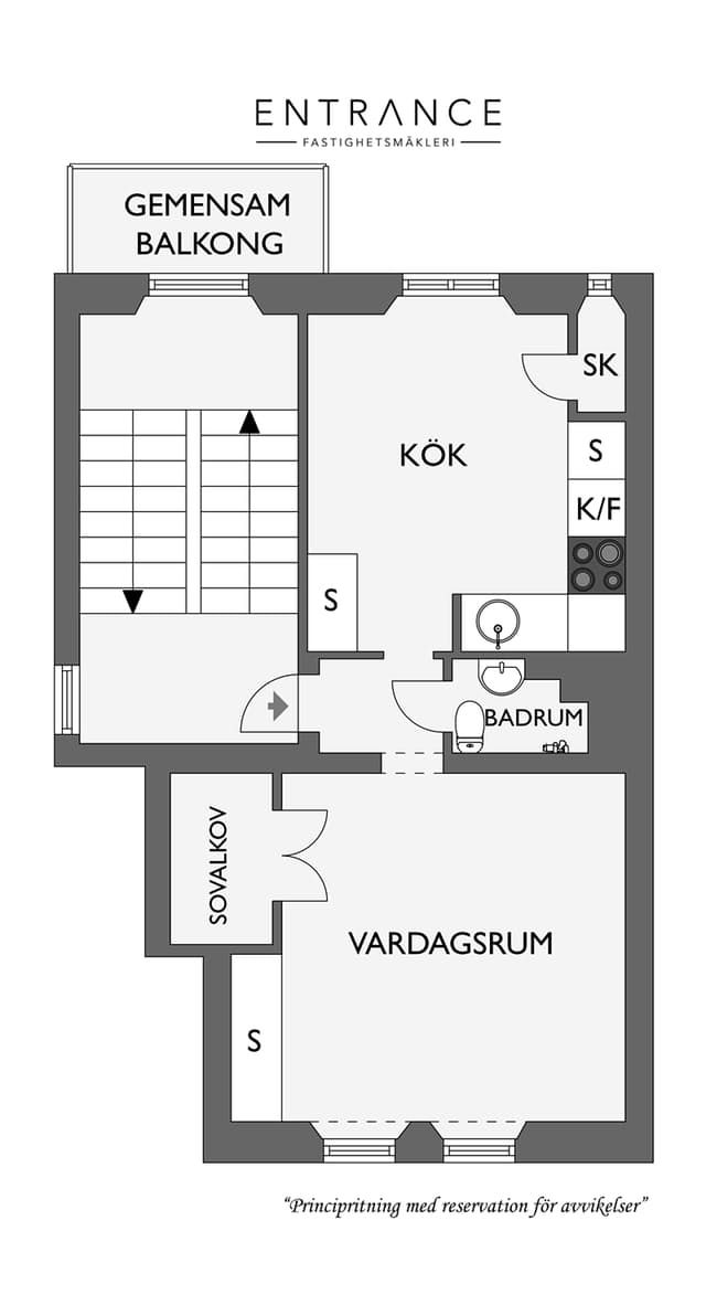 This Charming Swedish Apartment Has A Genius Hidden Surprise In 2020 Small Apartment Building Design Small Apartment Building Stylish Apartment