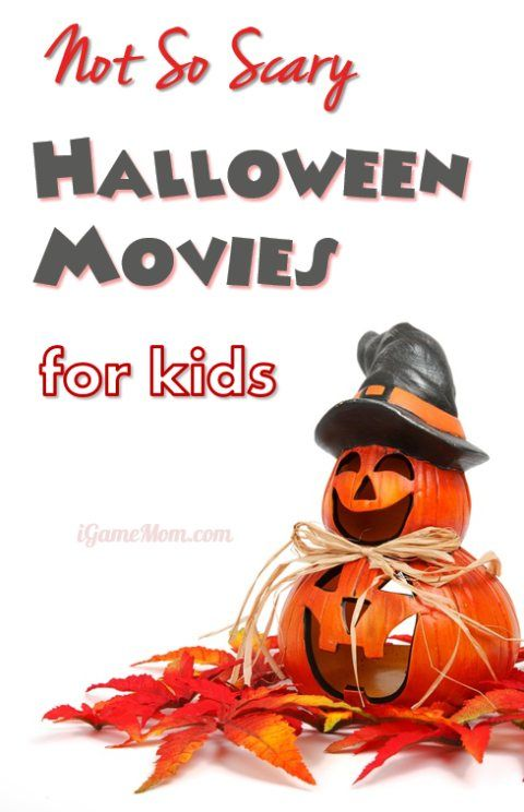 not so scary halloween movies for kids that the whole family can watch together - Halloween Movies For Young Kids