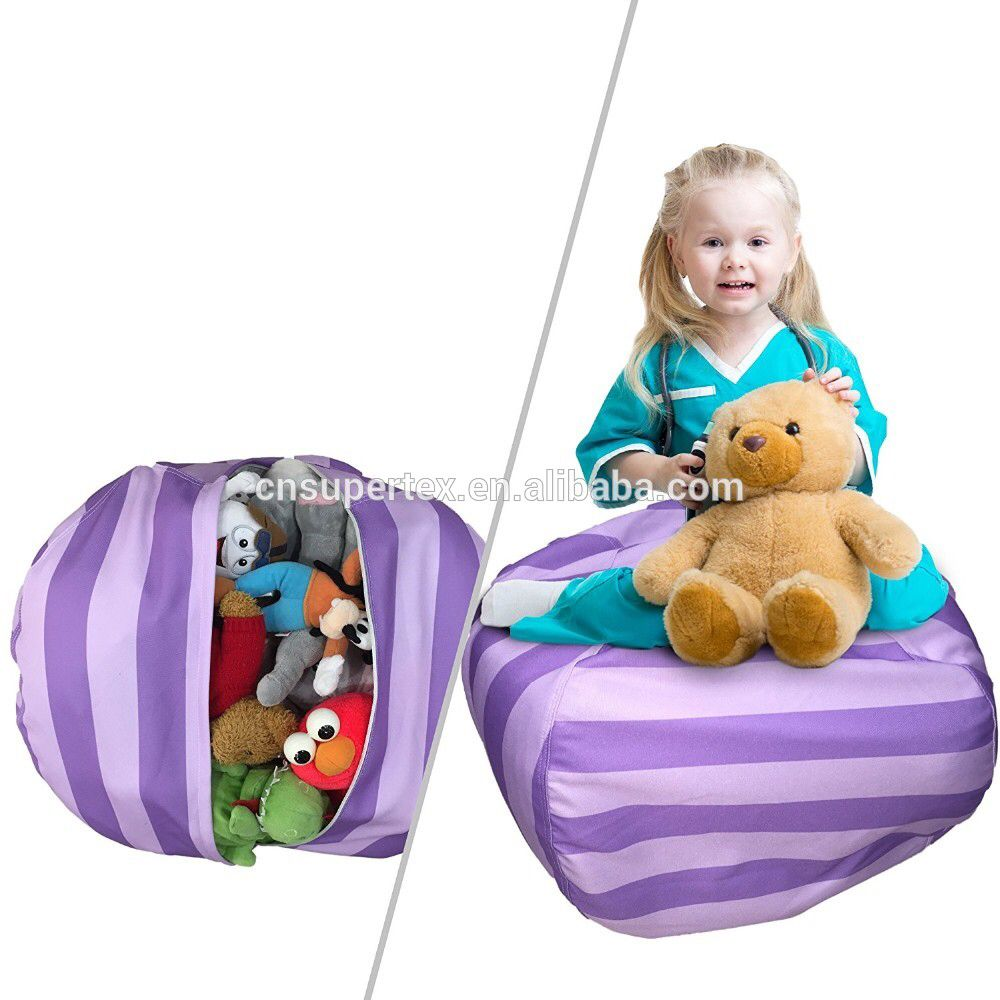 Check out this product on Alibaba.com APP Canvas printing Mini kids bean bag, Children arm chair
