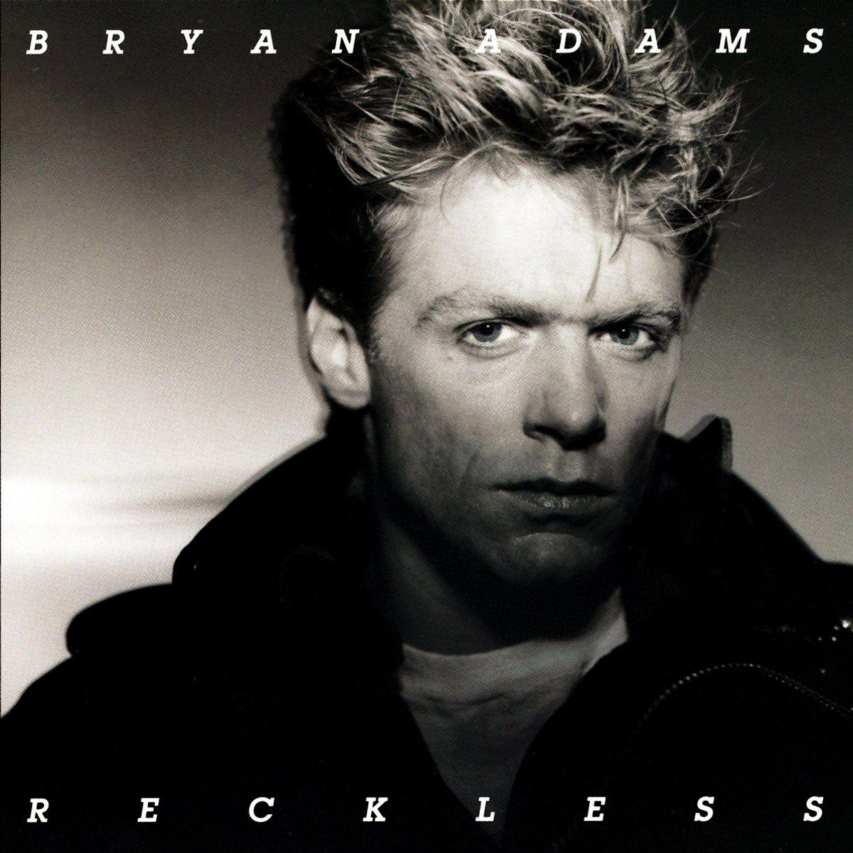 Bryan Adams Reckless Bryan Adams Album Covers Bryan Adams Albums