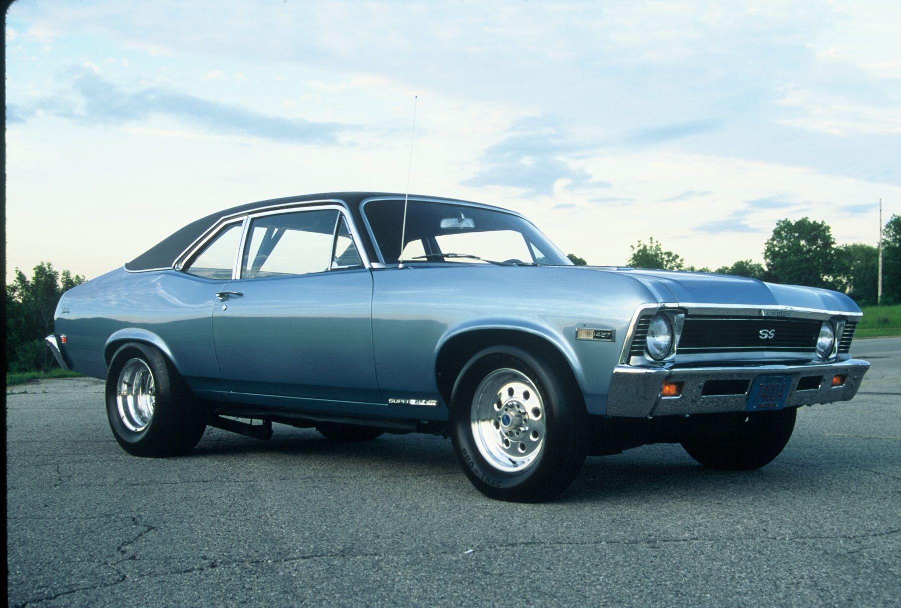 1968 Chevy Nova SS Dream car since I was a little girl! | Bucket ...