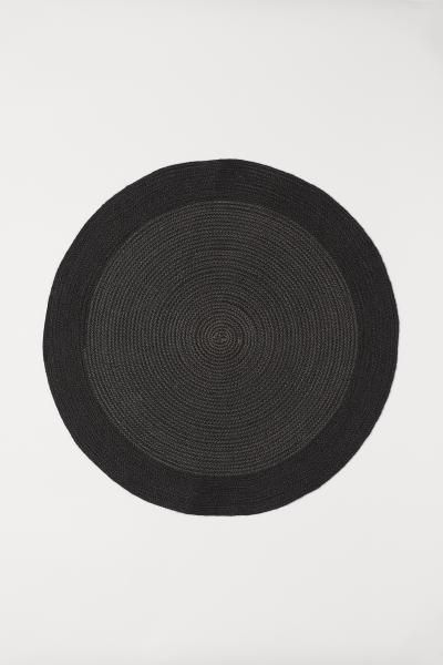 Bathroom Rugs, Round Bathroom Rugs, Jute