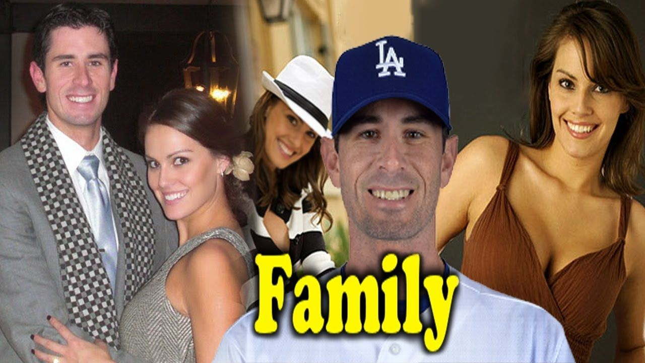 Brandon Mccarthy Family Photos With Father Mother And Wife Amanda Mccart