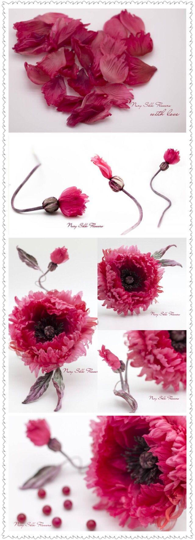 шелковая флористика казахстан Blumen Kunstblumen Blumen